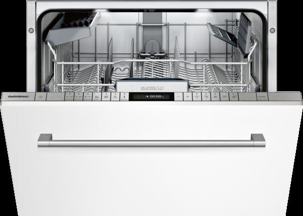 Gaggenau DF250161 Geschirrspüler Serie 200 Voll integrierbar Höhe 81.5 cm