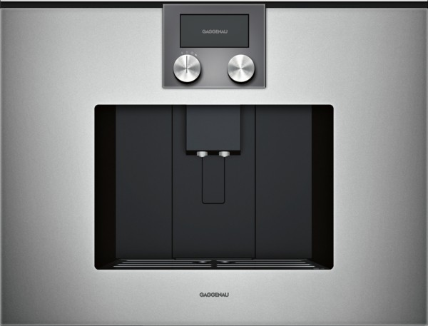 Gaggenau CMP270111 Espresso-Vollautomat Serie 200 Gaggenau Metallic