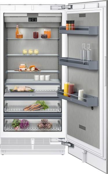 Gaggenau RC492304 Vario Kühlgerät Serie 400 Mit Frischkühlen 0 ∞C Voll integrierbar Nischenbreite 91