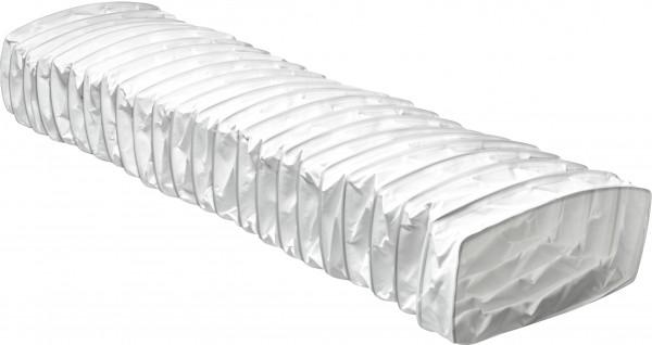 Gaggenau AD853010 Flachkanal Flexrohr Kunststoff NW 150 flach Länge 1000 mm