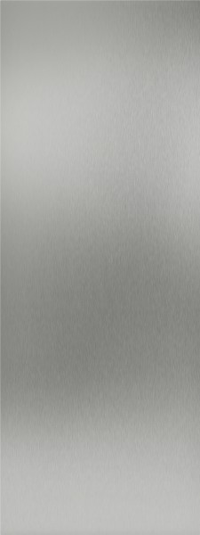 Gaggenau RA428710 Türfront Edelstahl, grifflos