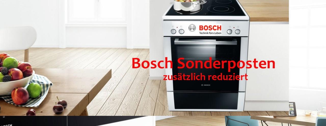 Bosch Sonderposten