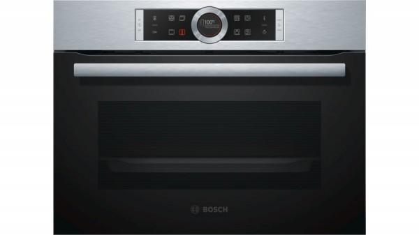 Bosch CBG635BS3 Serie | 8, Einbau-Kompaktbackofen, Edelstahl