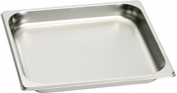 Gaggenau GN114230 Gastronorm-Behälter aus Edelstahl, GN 2/3