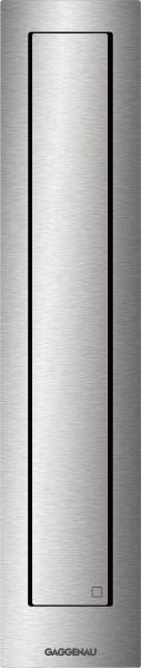 Gaggenau Muldenlüftung Serie 400 Mit Rahmen für flächenbündigen Einbau Breite 11 cm Abluft-/ Umluftb