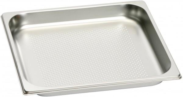 Gaggenau GN124230 Gastronorm-Behälter aus Edelstahl, GN 2/3