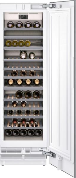 Gaggenau RW466304 Vario Weinklimaschrank Serie 400 Voll integrierbar, mit Volltür Nischenbreite 61 c