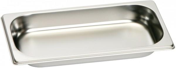 Gaggenau GN114130 Gastronorm-Behälter aus Edelstahl, GN 1/3