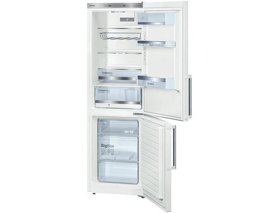 Bosch KGE36AW42 Kühl-/Gefrier Kombination A+++ Türen weiß