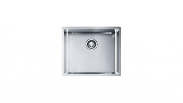 Franke Box Stopfenventil - BXX 110-50/ BXX 210-50 Edelstahl Küchenspüle