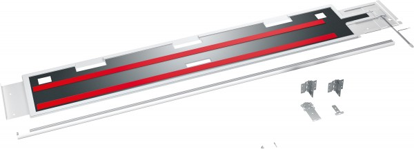 Gaggenau RA460013 Seitliche Zusatzheizung 230 V. Benötigt bei Griff-an-Scharnier oder Scharnier-an-S