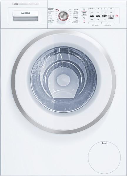 Gaggenau WM260163 Waschmaschine Freistehend, unterschiebbar oder stapelbar Breite 60 cm