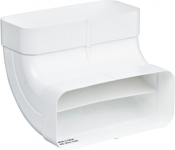 Gaggenau AD852030 Flachkanal-System mit Luftleit-Lamellen Kunststoff Anschlussstutzen für NW 125/150