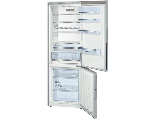 Bosch Kühlschrank Urlaubsschaltung : Bosch kge ai kühl gefrier kombination comfort türen edelstahl